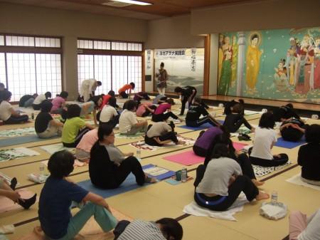 第11回ヨガアサナ実践会