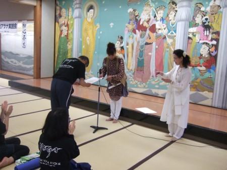 第11回ヨガアサナ実践会2