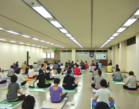 呼吸法と瞑想