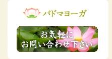 パドマヨーガ商品案内|京都のヨガ教室 パドマヨーガ